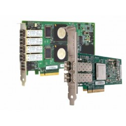 Адаптер Qlogic Fibre Channel to PCI и PCI-E QLE2562